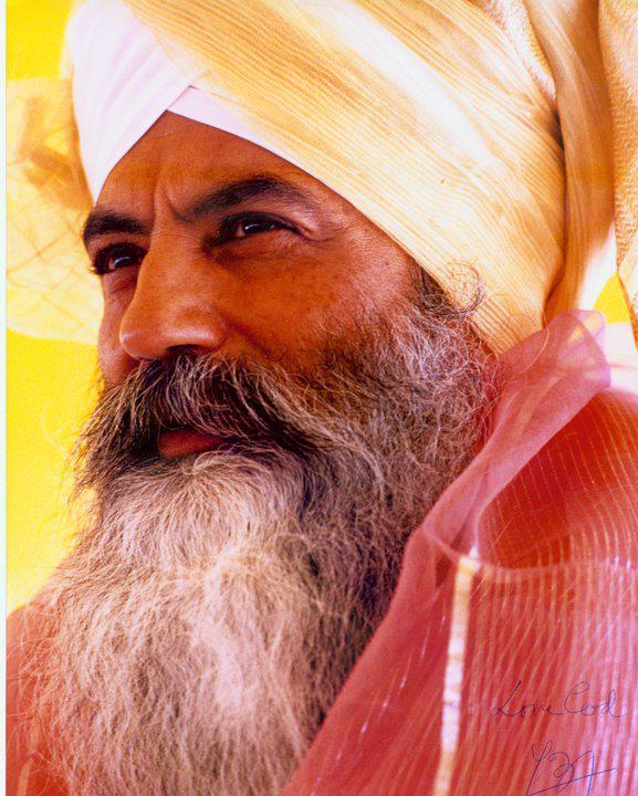 Yogi Bhajan Maître de Kundalinî Yoga